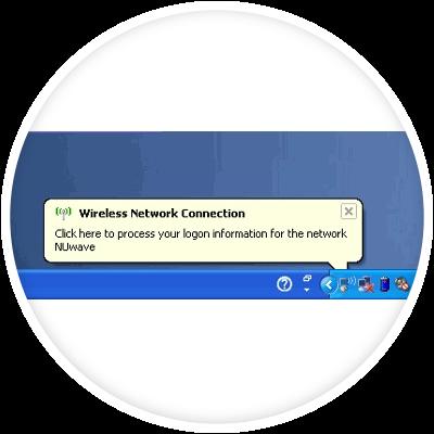Wi Fi settings for Windows XP