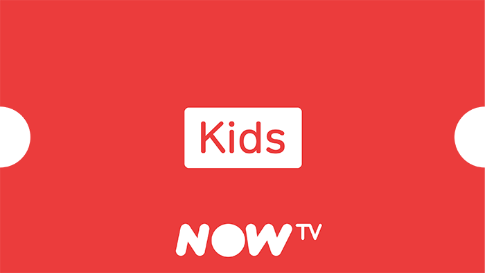 NOW TV Kids Pass ticket